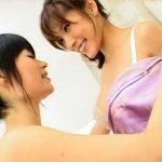 【ソープレズ動画】レズビアン専門ソープに体験入店して来た巨乳ギャルにベテラン泡姫が特別講習ww