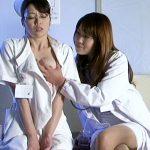 【女医レズ動画】エタノールを飲むアル中の女医が彼氏に振られて凹む美人婦長に度数MAXの酒を飲ませた結果ww