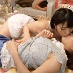 【上原亜衣クンニレズ動画】女友達に片思いし続ける清楚な女の子…酔った勢いで酔いつぶれた女子を夜這いww