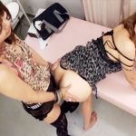 【着衣SEXレズ動画】女子校生のギャル妹をビッチにするために姉がペニバン使ってフェラチオとセックス伝授ww