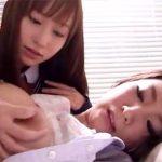 【JKキスレズ動画】女教師に本気で惚れてしまった女子校生と戸惑いながらも告白を受け入れた先生が保健室で…