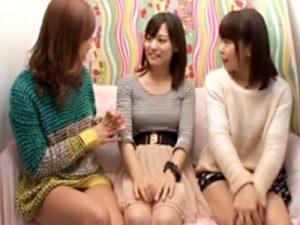 【素人ナンパレズ動画】22才の同級生看護師に友達同士でキスを見せてくれたら謝礼を支払うと釣った結果ww