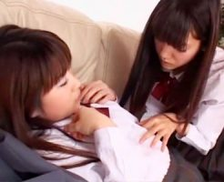 【姉妹レズ動画】大好きな先輩の妹に憑依して先輩を口説いた…妹の性癖に覚悟決めた姉が妹を襲ったww